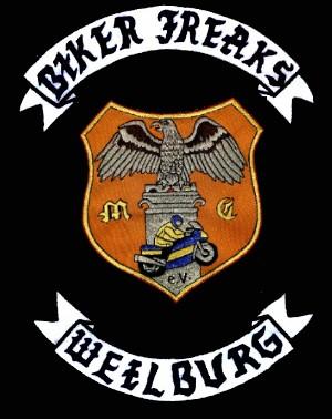 Bikerfreaks Logo